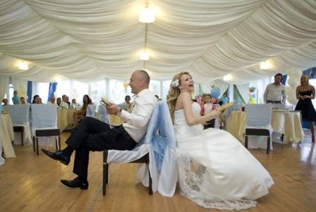 Как провести свадьбу без тамады?