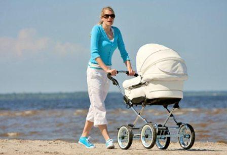 Как выбрать летнюю детскую коляску?
