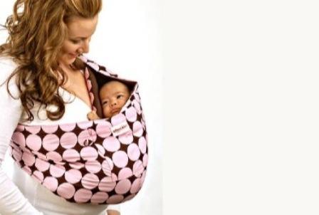 Как выбрать слинг для новорожденного?