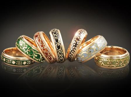 Какие кольца нравятся девушкам?