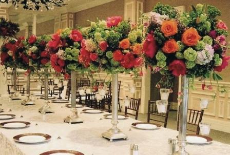 Какими цветами оформляют помещение?