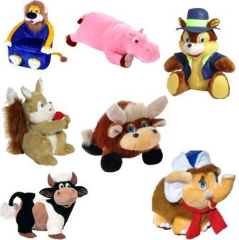 Лучшие игрушки для любимых детей
