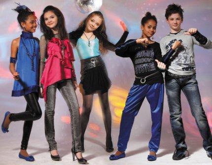 Модная одежда для подростков 2013