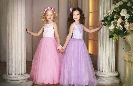 Выбор нарядного детского платья