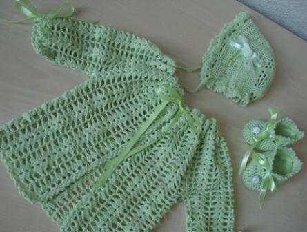 Одежда для новорожденных своими руками