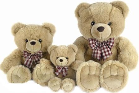 Плюшевый медведь - любимец миллионов