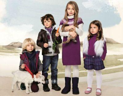 Удобство и практичность в детской одежде 2013