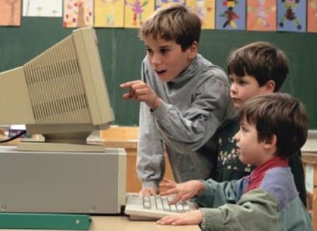 Ребенок и компьютер. Польза и вред.