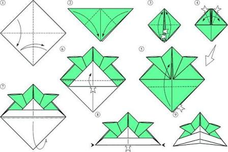 Секрет популярности оригами
