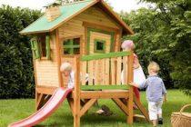 Семейный отдых: обустраиваем детские площадки
