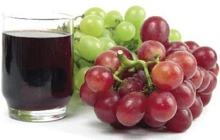 Натуральный виноградный сок в детском питании