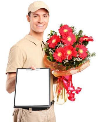 Когда нужны цветы с доставкой на дом?
