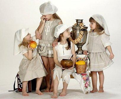 Детская мода. Лето 2013.