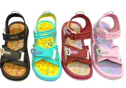 Детская обувь на летнее время
