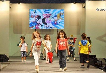 Фирменная детская одежда для лета