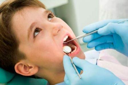 Как растут коренные зубы у детей?