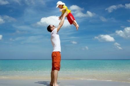 Отдых с ребенком - выбор места и курортов