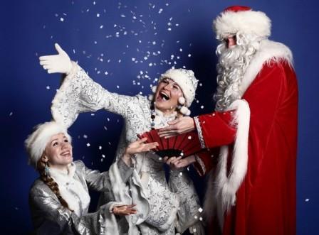 Новогодние подарки детям в детсад