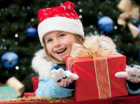 Новогодние подарки для младшекласников