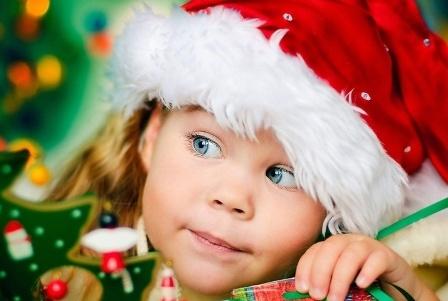 Новогодние подарки в детский сад