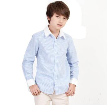 Как правильно выбирать рубашку ребенку?