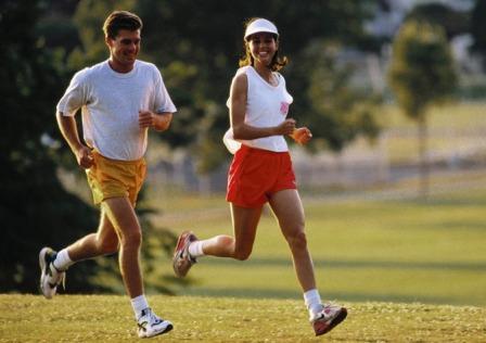 Спортивный бег: утром или вечером