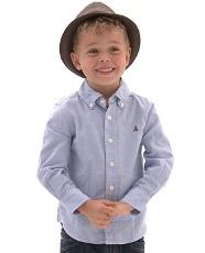 Во что одеть мальчика на выпускной?