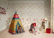 Игровая зона для двоих детей
