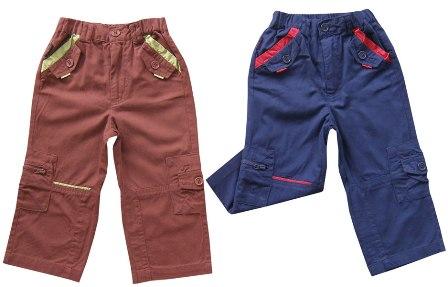 Как правильно выбирать ребенку брюки?