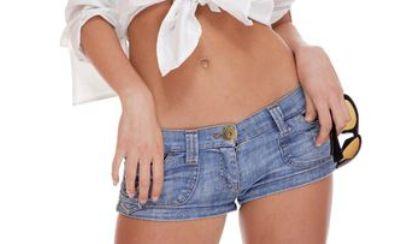 Короткие джинсовые шорты 2013