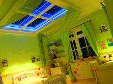 Как сделать комнату ребенка уютной