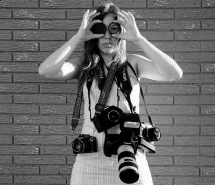 Интересные профессии для девушек. Фотограф.