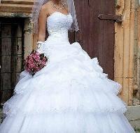 Советы по выбору свадебного платья.