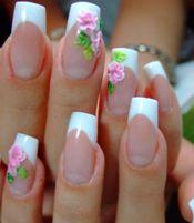 Какие бывают технологии наращивания ногтей