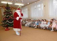 Новогодние подарки в детском саду