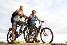 Всей семьей на велосипеды