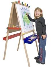 Мольберт хлопушка для рисования