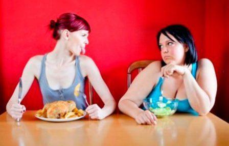 Худеем без диет - разные способы и варианты скинуть вес.