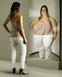 А есть ли лишний вес у девушки?