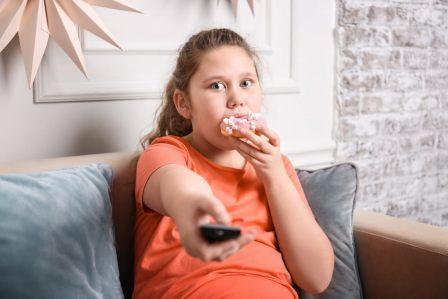 Лишний вес у девочек подростков