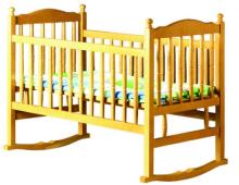 Обычная детская кровать