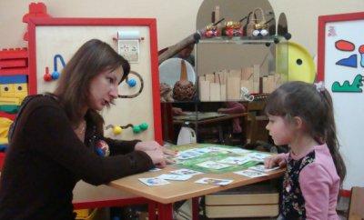 Индивидуальная работа психолога с ребенком