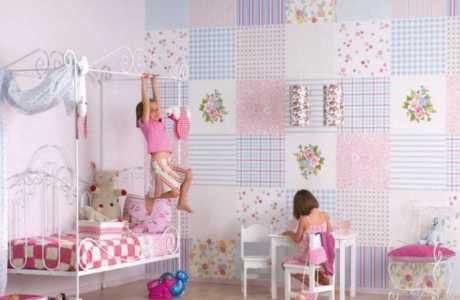 Детская комната. Пэчворк.