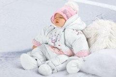 Какой должна быть зимняя одежда для самых маленьких