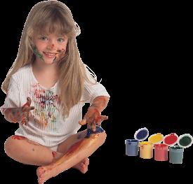 Как удалить разные пятна на детской одежде