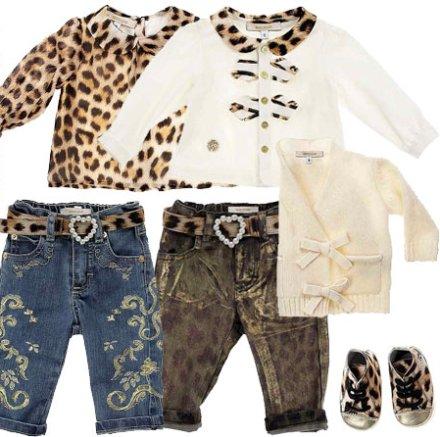 Зимняя мода 2015 для девочек