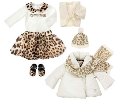 Модная одежда для девочек на зиму