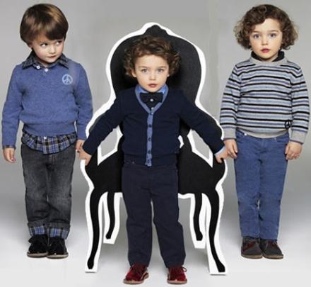 Одежда для мальчиков на зиму 2015
