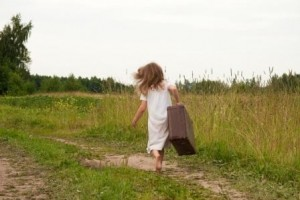 Уходя в отпуск, уезжайте из дома