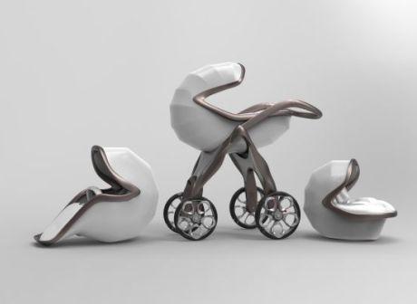 Модные необычные коляски в 2016 году